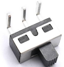 2 Pezzi SS12D11 / Interruttore a levetta Pin / 3pins 2positions 5mm Switch