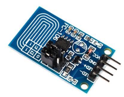 Dimmer tattile capacitivo / a tensione costante / LED dimmer continuo / scheda di controllo PWM