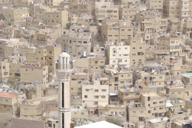 Ciudad de Ammán, Jordania