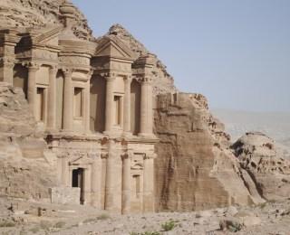 ¿Y si viajamos a Petra, Jordania?