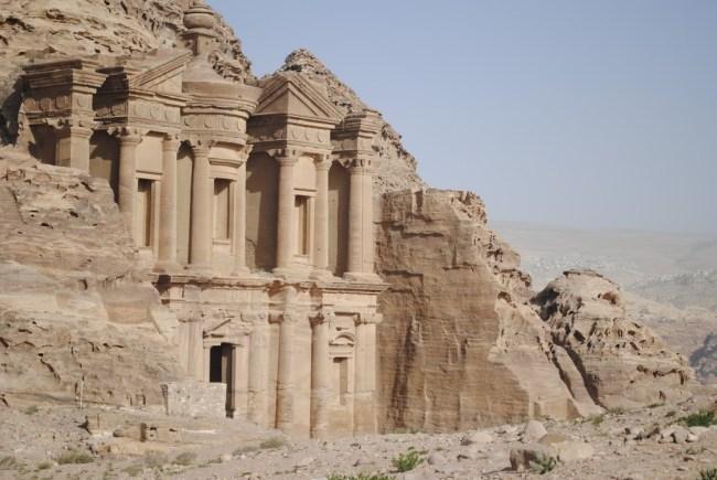 El Monasterio (Petra)