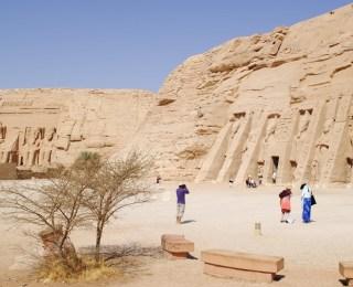 Crucero por el Nilo: visita a Abu Simbel