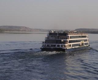 Crucero por el Nilo: primer día