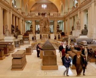 Museo Egipcio, Barrio Copto y Saladino