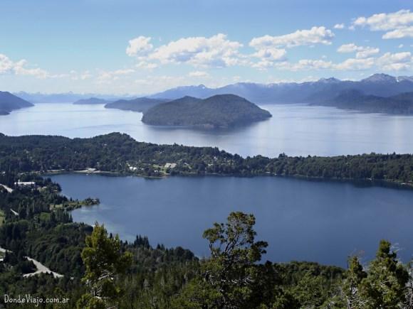Vista desde el Cerro Campanario
