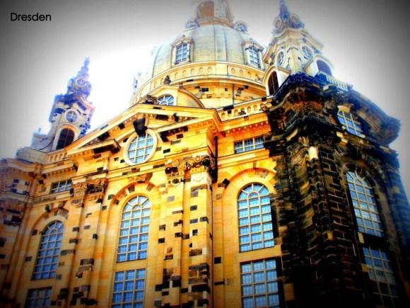 Dresden, antigua capital de Sajonia