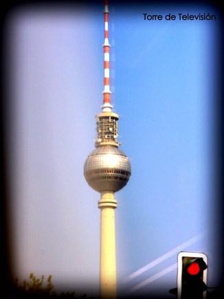 Torre de televisión en Berlín