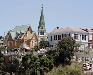 El encanto de los cerros de Valparaíso