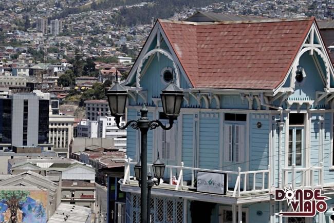 Casa en Valparaíso