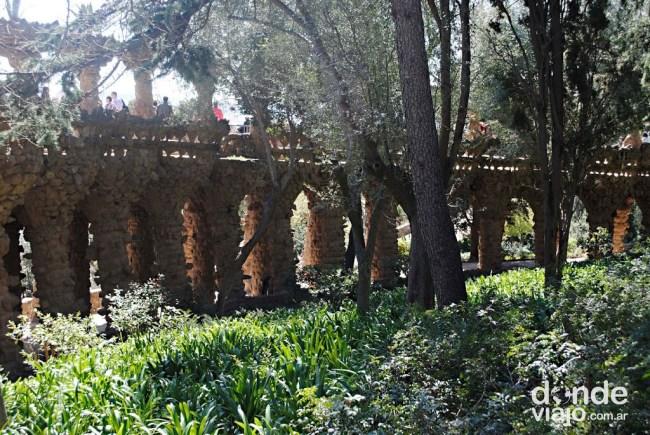 Jardines del Parque