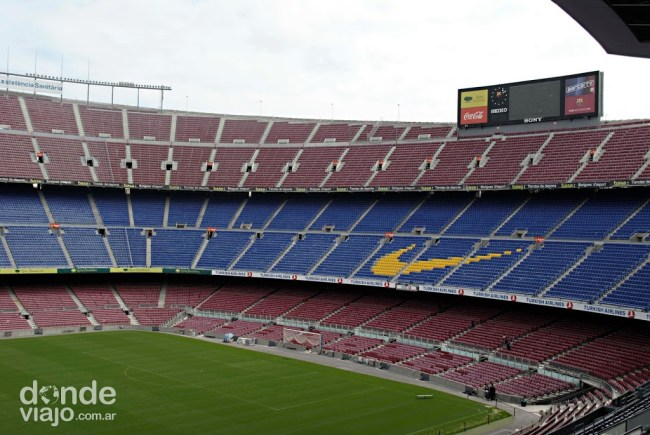 Estadio Nou Camp, Barcelona