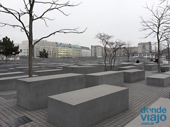 Monumento de Judíos Asesinados en Europa