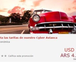 """Avianca se suma con su """"Cyber Avianca"""""""