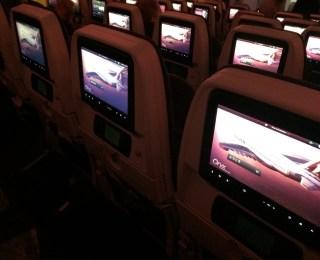 A380: volando en el avión más grande del mundo