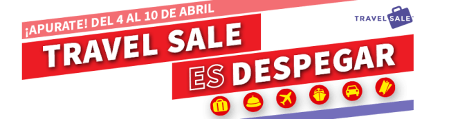 Travel Sale despegar.com