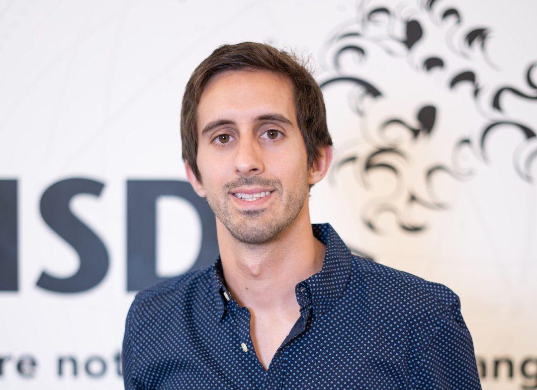 Rodrigo Espiño en ISDI
