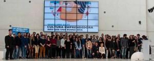 Don Diseño El emprendedor no esta solo - 04 - Foto seleccion sexto Semillero de Ideas de Zaragoza Activa - La Azucarera - Ayuntamiento de Zaragoza