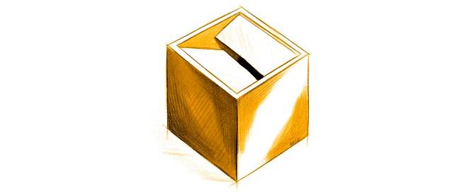 Bruno Munari - El metodo aplicado en su cenicero Cubo