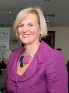 Letterkenny Chamber Chief Executive Toni Forrester