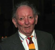 The late Brian Friel.