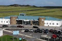 Donegal Airport at Carrickfin