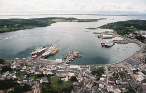 Killybegs - its people inspired an Irish Times writer to say a big 'thank you.'