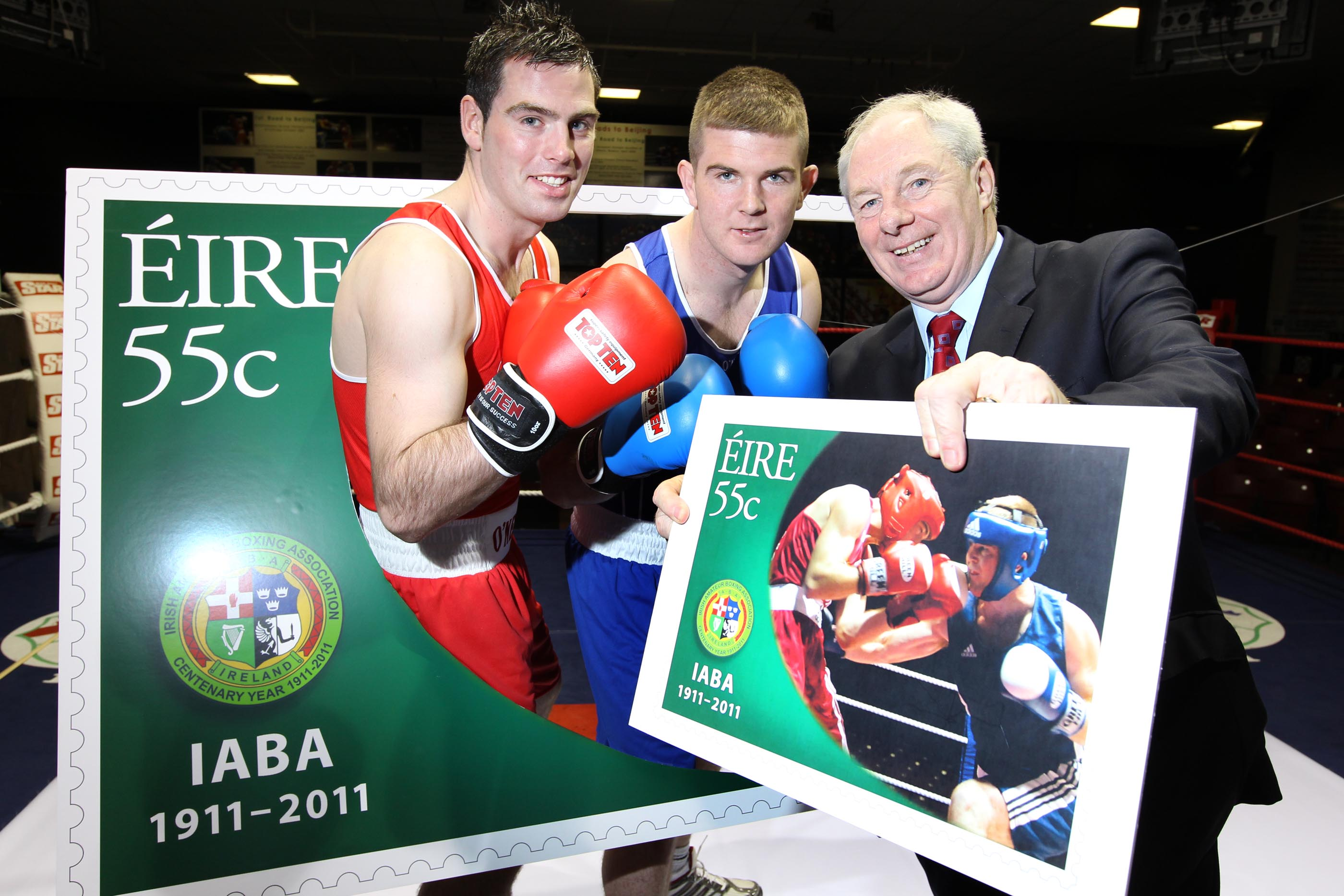 TWIN TOWNS BOXER GETS STAMP OF APPROVAL – Donegal Daily
