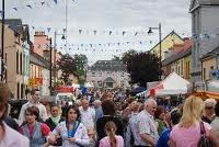 The Glenties Harvest Fair is always a big draw for the crowds.