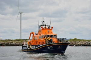 The Aranmore LIfeboat