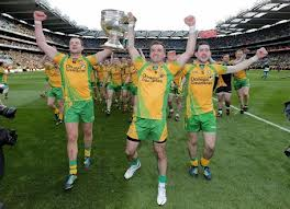 Karl Lacey has said Donegal stayed calm at half-time against Derry on Sunday, despite trailing at the break.