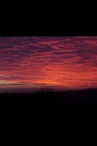 Drumkeen sunrise