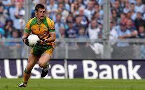Paddy McGrath will be a key man for Ardara tonight as they seek to put local rivals Naomh Conaill to the sword and book their place in the last four of the Donegal SFC.