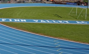 The Finn Valley track