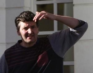 John Doe, aka Daniel Greene, fled the house.