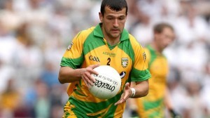 Frank McGlynn will be back in club action this weekend when Glenfin host Mac Cumhaills in the Donegal SFC.
