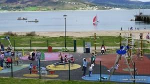 The wonderful Rathmullan playground.