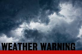 Donegal Weather Warning
