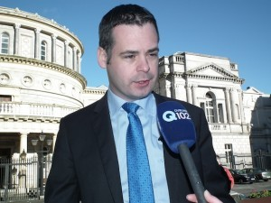 Pearse Doherty Dail
