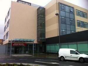 Letterkenny General Hospital is under staffed