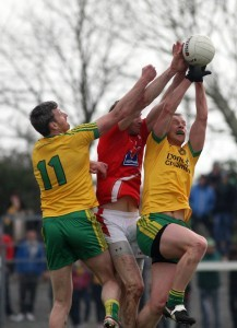 Donegal's National League opener with Derry will be screened live on Setanta Ireland.