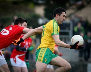 Rory Kavanagh swaps GAA for American football this weekend