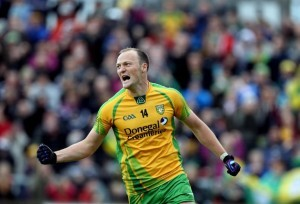 Colm McFadden: on scoresheet.