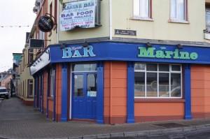 marine bar