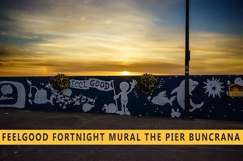 Feelgood Fortnight Mural