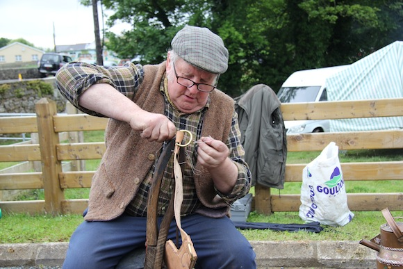 Keeping the old traditions alive at the Kerry Vintage Show. All pics by kind permission of Mary Whoriskey.