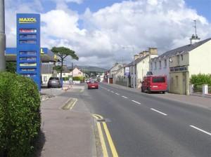The border village of Muff.