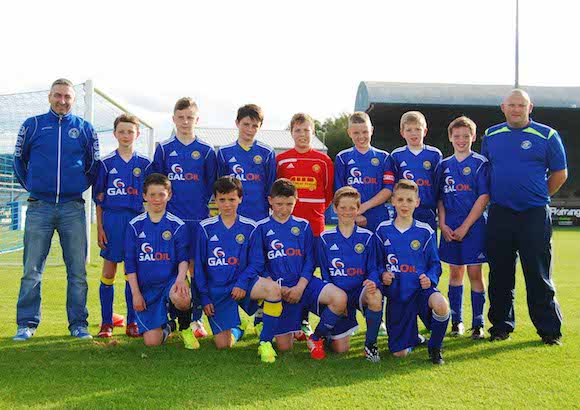 Sion Swifts - Finn Harps Under 12 Cup 2014 - 4th Place