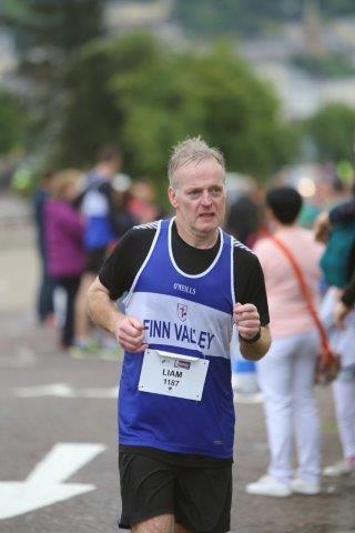 Walled City Marathon 133