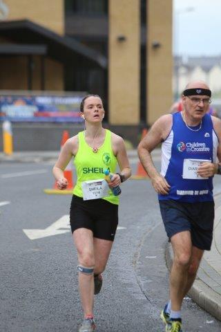 Walled City Marathon 158
