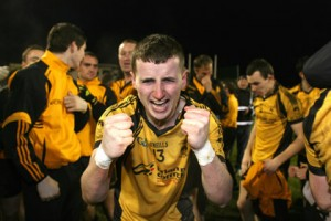 Conor Gibbons scored as St Eunans ran out easy winners against Naomh Muire in the Donegal SFC.